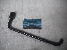 A GENUINE  PEUGEOT 206 307 1998-2008  WHEEL NUT BRACE LEVER FROM THE TOOL KIT