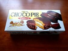 CHOCO PIE LOTTE Japanese confection cake candy sweetie sweets made in Japan