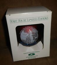 Howe House Limited Edition Ornament - Lutheran Church of Holy Communion - Nice
