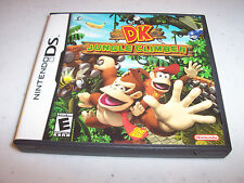 DK Jungle Climber Donkey Kong (Nintendo DS) Lite DSi XL 3DS 2DS w/Case & Manual