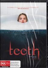 TEETH - NEW & SEALED REGION 4 DVD FREE LOCAL POST