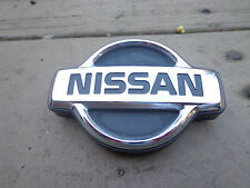 OEM Factory Genuine Stock Nissan Maxima trunk emblem badge decal logo symbol