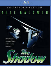 DVD: The Shadow (Collector's Edition) [Blu-ray], Russell Mulcahy. Excellent Cond