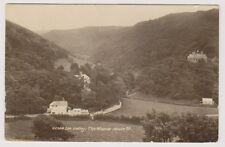 Devon postcard - Lee Valley, The Manor House - P/U 1915