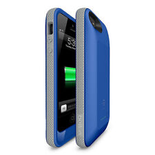 Belkin Grip Power Battery Case Blue for iPhone 5/5s & iPhone SE - Brand New!