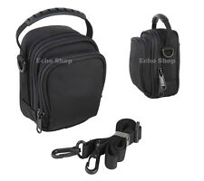 Shoulder Waist Camera Case Bag For Canon PowerShot S120 D30 N S90 SX170 IS