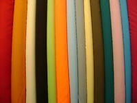 Bi - Stretch Polyester Suiting/Dress Fabric FREE P+P 35 Colours Avaliable