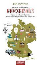 Deutschland for Beginners von Ben Donald (2010, Taschenbuch)