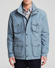 BARBOUR UTILITY WATERPROOF JACKET CHAMBRAY SIZE ( L_UK=M_US) ORG.$349