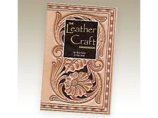 The Leather Craft Handbook: How To Guide Book  By Tony and Kay Laier