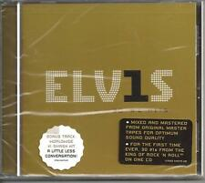 ELVIS  30 #1 HITS  FACTORY SEALED CD WITH ORIGINAL ISSUE STICKERS ON SHRINK  #15