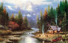 Riverside DIY PDF Cross Stitch Pattern