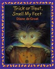 Trick or Treat, Smell My Feet-ExLibrary