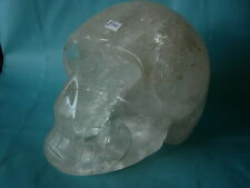 Crystal Skull quartz from brazil reduced by £300
