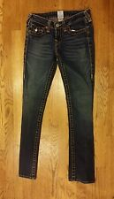 True Religion Jeans Becky Big T Jean in size 27...nice!