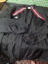 Adidas Nice Men's 2XL Track  Jacket Coat