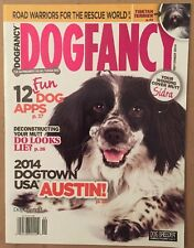 Dog Fancy Dogtown USA Austin Breeder Directory Apps September 2014 FREE SHIPPING