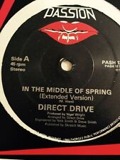 "Direct Drive - In The Middle Of Spring 12"" Single"