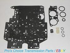 4L80E Transmission Valve Body Service Kit with Gaskets Filters Accumulator Seals