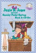 Junie B. Jones and Some Sneaky Peeky Spying Book & CD Set (A Stepping Stone Book