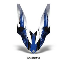 AMR Racing Yamaha Apex Sled Sticker Decal Snowmobile Hood Graphic Kit 06-10 CX U