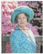 (95060) Sierra Leone MNH Queen Mother 95th Birthday MS 1995 unmounted mint