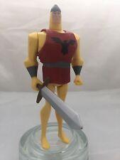 Shining Knight & Sword Justice League Unlimited Mattel DC Loose JLU Figure USA