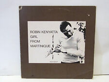 ROBIN KENYATTA - Girl From Martinique ~ ECM 1008 w/Wolfgang Dauner, Arild - RARE