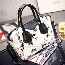 Vintage Women Shoulder Bag Leather Handbag Satchel Tote Purse Hobo Messenger Bag