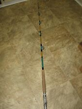 "AFTCO 82"" Sea Isle Freeport NY Saltwater Fishing Rod/Trolling/Baitcast/Deep Sea"