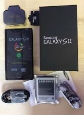 Samsung Galaxy S2 GT-I9100 8MP 16GB Android  Smartphone Black Unlocked