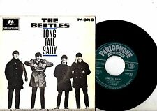 BEATLES EP PS Long Tall Saly South Africa JGEP 8913 GREEN LABEL Earliest press