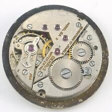 Vintage Benrus BA2 Wristwatch Movement - Parts / Repair