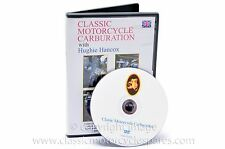 Hughie Hancox Classic Motorcycle Carburation DVD