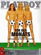 Playboy Juni/06/2005   Die RTL-Spielerfrauen & JANINE HABECK