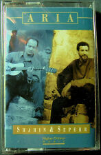 Shahin & Sepehr:  Aria (Cassette, 1996, Higher Octave) NEW