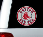 Boston Red Sox Large 12x12 Window Decal [NEW] MLB Car Auto Emblem Film CDG