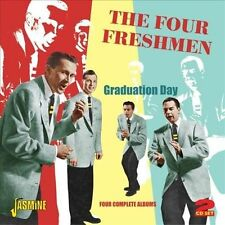 Graduation Day: Four Complete Albums by The Four Freshmen (CD, May-2012, 2...