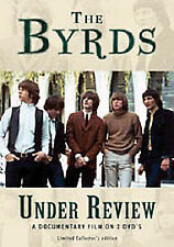 The Byrds - Under Review [DVD] [2008] [NTSC], Good DVD, ,