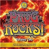 Various Artists - Prog Rocks!, Vol. 2 (2012) 2 cd set with 30 tracks