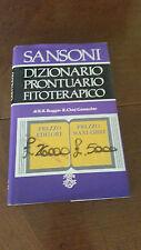 B.R. BRAGGIO R.CHIEJ GAMACCHIO - DIZIONARIO PRONTUARIO FISOTERAPICO - SANSONI