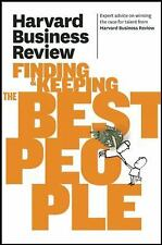 Harvard Business Review on Finding & Keeping the Best People (Harvard Business R
