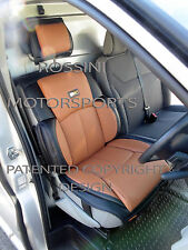 MERCEDES SPRINTER 2000 - 2005 VAN SEAT COVER YS 09 ROSSINI PVC TAN 1 DRIVER'S