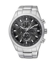 Hau citizen eco drive radio controlado chronograph at8011-55e