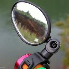 Bicycle Accessories MTB Cycling Bike Handlebar Adjustable Back Rearview Mirror