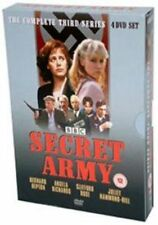Secret Army Complete 3rd Series Dvd Brand New & Factory Sealed