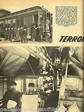 Terror on a Train, New Brunswick to Cranbrook, B.C.