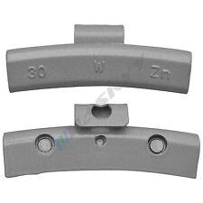 30g x 25 Schlaggewichte Alufelgen Auswuchtgewichte Wuchtgewichte Gewichte Felgen