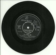PEARL CARR & TEDDY JOHNSON - IF I LOVED YOU / TELL ME AGAIN AND AGAIN - 1964 MOR