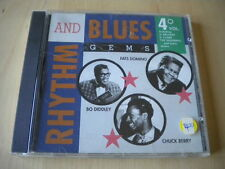 Rhythm and Blues gems vol. 4 1989 CD Fats Domino Chuck Berry Bo Diddley Turner